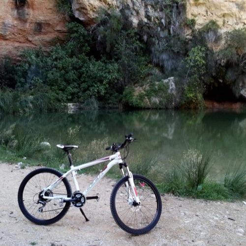 [40/52] ¡Mirad qué bici más chula!