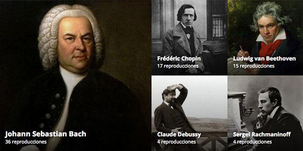 Música clásica, Instrumental - James Rhodes