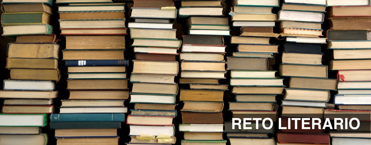Reto literario: Los 155 libros que debes leer antes de morir