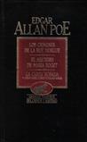 Los crímenes de la rue Morgue y otros, de Edgar Allan Poe